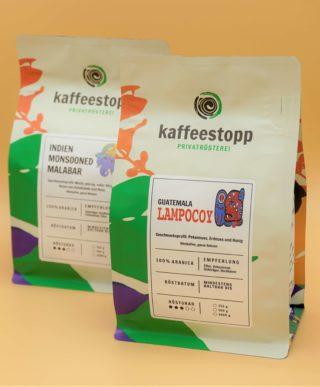 Kaffee Probierpaket im Set